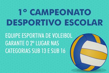 1º Campeonato Desportivo Escolar-01