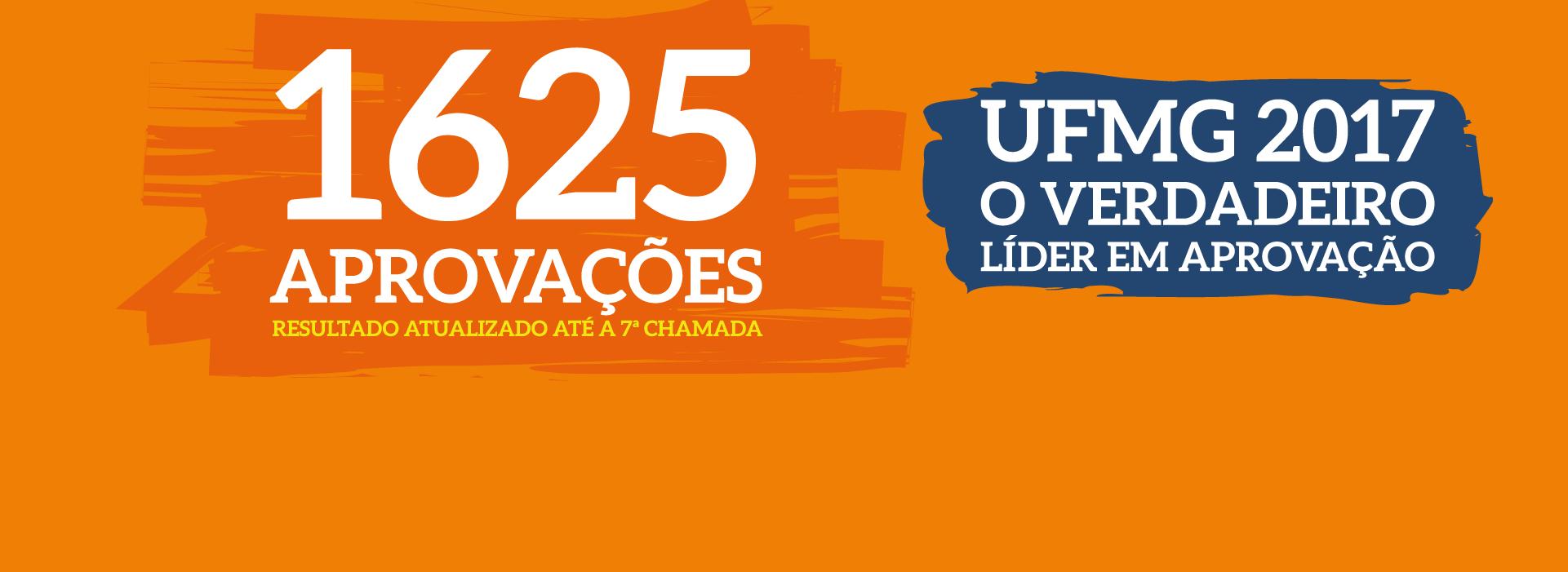 Capa - Lista de Aprovados UFMG 2017-01