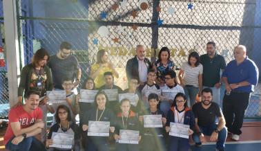 Medalhistas — Colégio Eldorado