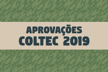 Aprovados COLTEC e CMBH 2019-01