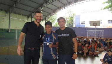 Arthur Louback - Destaque Futsal Sub-13
