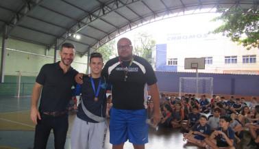 João Victor Chagas - Destaque Futsal Sub-15