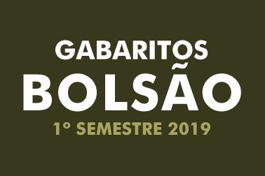 Gabarito Bolsão CEFET-COLTEC 1º 2019_site