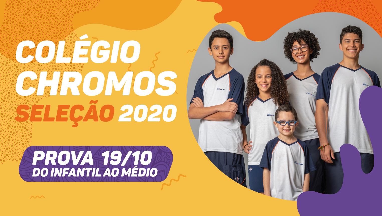 Seleção e Matrícula 2020