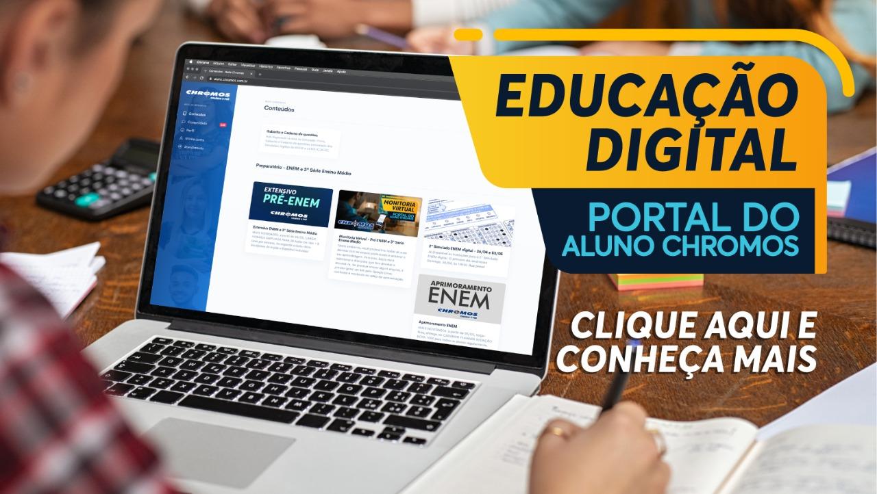 Educação Digital Chromos