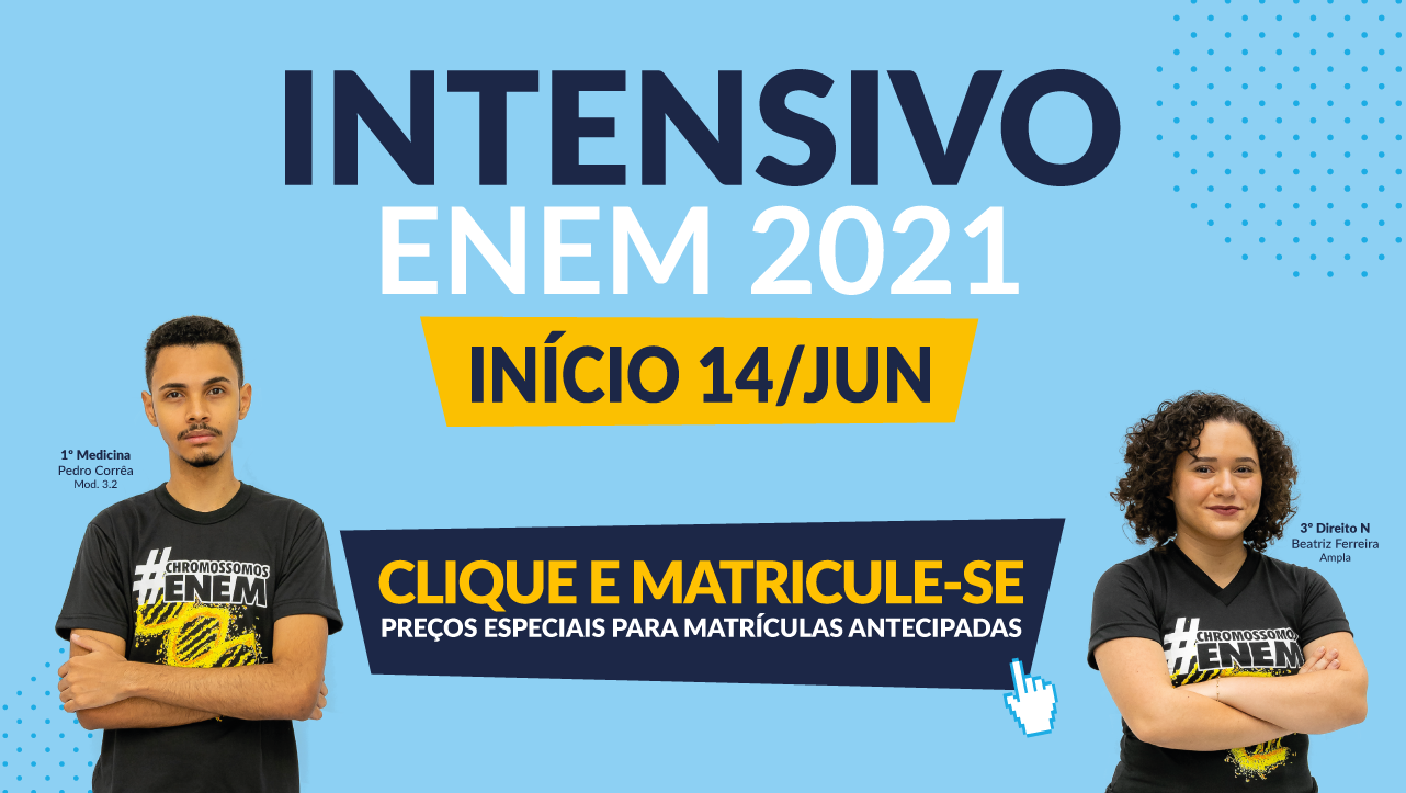 CLIQUE E MATRICULE-SE!